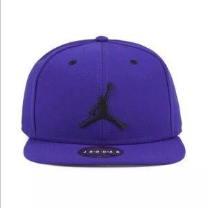 9ff7380c9ee146 Jordan Accessories - Nike Adult Air Jordan Jumpman Royal Blue Black Ret